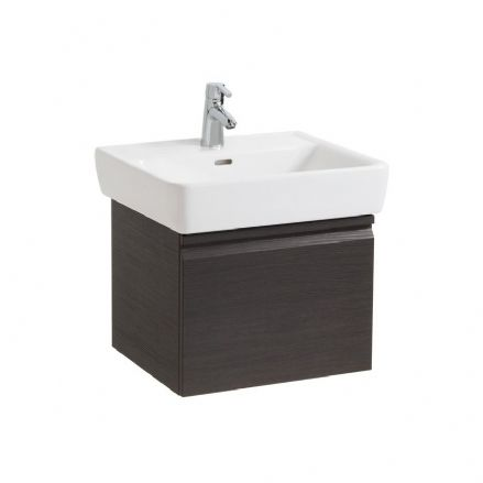 818951 - Laufen Pro 550mm x 480mm Washbasin & Vanity Unit with Internal Drawer - 8.1895.1